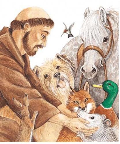 Az állatok világnapja – RAJZPÁLYÁZAT