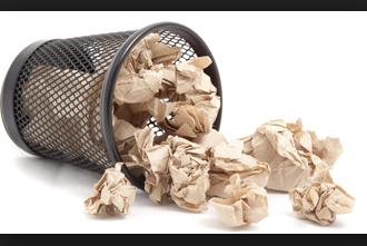papír szelektív gyűjtése